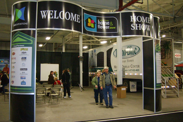 general exposition services tradeshow management
