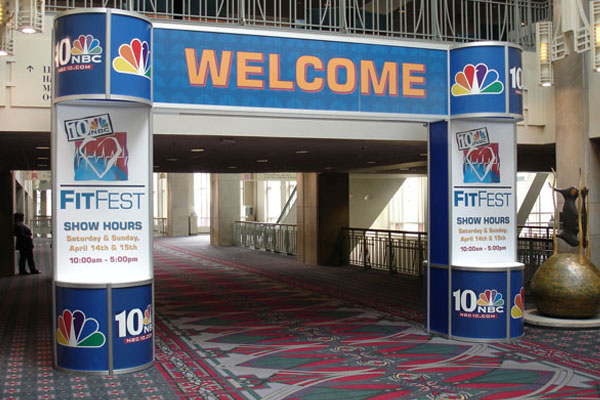 Exhibition Display Units : General exposition services tradeshow management